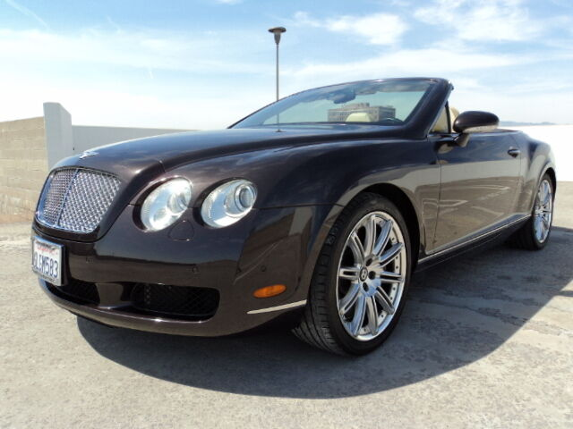 2009 bentley convertible one owner carfax certified no reserve used bentley continental gt. Black Bedroom Furniture Sets. Home Design Ideas