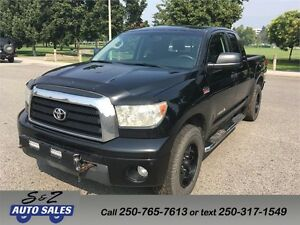 2007 Toyota Tundra SR5 TRD 4x4 INCLUDES 3 YEAR WARRANTY!