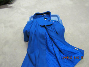 A STEAL AT $25.GIRLS OLD FASHIONED DRESSY WOOL COATS Prince George British Columbia image 4