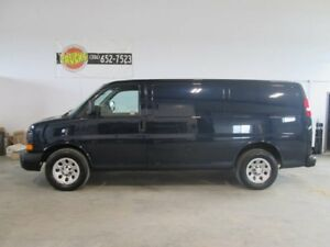 2014 Chevrolet Express 1500 1WT All-wheel Drive Cargo Van