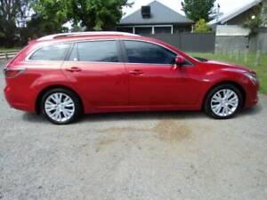 2009 Mazda Mazda6 CLASSIC Automatic Wagon Hughesdale Monash Area Preview