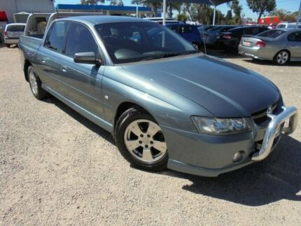 2005 Holden Crewman Grey Automatic Utility