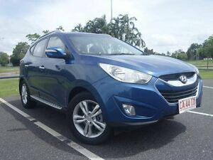 2012 Hyundai ix35 LM2 Elite AWD 6 Speed Automatic Wagon Gunn Palmerston Area Preview