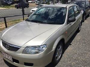 2003 MAZDA 323 ASTINA 5DR HATCH (158KMS,FULL HISTORY,EXCELLENT) Rochedale South Brisbane South East Preview