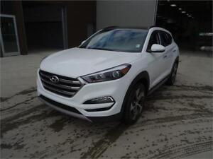 2017 Hyundai Tucson SE Manager's Demo only $28,888 0% Available!