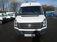 Volkswagen Crafter CR35 LWB DIESEL 2.0 BMT TDI 140PS HIGH ROOF EURO 6 (2016)