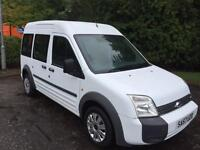 2007 57 FORD TOURNEO CONNECT 1.8 TDCI LX LWB NO VAT 5 SEATER VAN DIESEL