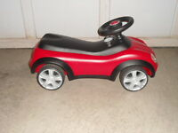 Toddler Mini Cooper Ride On