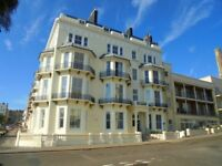 Lovely one bedroom apartment with beautiful sea views - Located in Hastings
