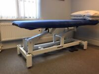 Electric Adjustable Treatment/Physio Couch