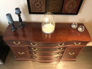 Antique Dining Buffet or TV stand