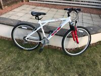 "Honda GT Sport Limited Edition Mountain Bike; Red/White 16"" frame; 21 speed; Front Suspension"
