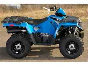 polaris sportsman 450 h.o. use