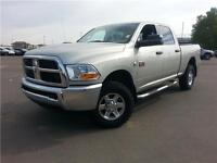 2010 Dodge Ram 2500 ... MADE FOR WORK !! LOOW KMM...COME READ
