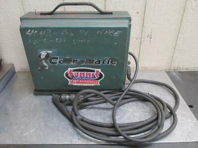 Cobramatic Mk-3a Portable Mig Welder Wire Feeder