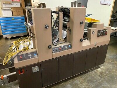 Didde Apollo 17 164-595 Offset Duplicator