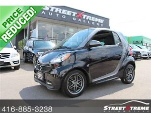 2015 Smart fortwo BRABUS, PASSION, NAVIGATION, CLEAN CARPROOF
