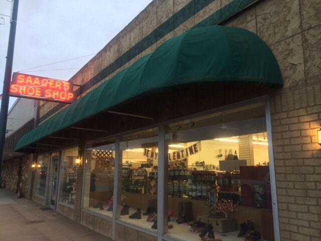 Saager's Shoe Shop Inc