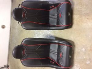 Polaris RZR side by side Pro Armor brand racing bucket seats