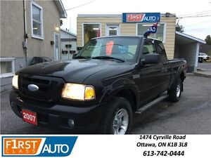 2007 Ford Ranger Sport - Cruise Control - Nice Pick Up!