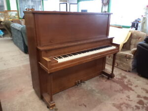 Upright Karn piano from the 1930's