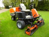 JACOBSEN TR3 TEES MOWER DIESEL 3WD KUBOTA ENGINE