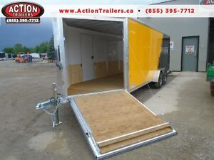 FACTORY DISCOUNTS 2017 NEO 7 X 25' ALL ALUMINUM DRIVE IN/OUT