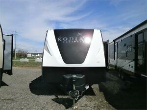 2018 DUTCHMEN KODIAK ULTIMATE 288 BHSL! LOADED! $34995!!