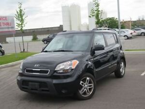 Kia Soul Manuel VUS NOIR Super Condition!