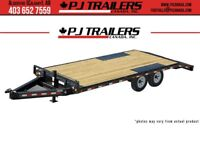 "20' Trailer Deck Over 14000GVWR  98"" x 20 CLEARANCE  MUST GO Calgary Alberta Preview"