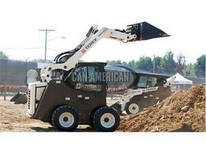 NEW TEREX TSV80 SKID STEER LOADER