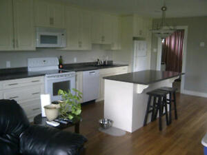 large modern furnished executive suite in heart of Fall River
