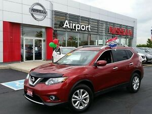 2014 Nissan Rogue SV AWD PANAROOF HEATED SEATS