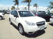 2013 Subaru Forester S4 MY13 2.5i Lineartronic AWD White 6 Speed Constant Variable Wagon Heatherton Kingston Area Preview