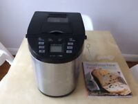 Bread Maker Andrew James (plus free book Bread Machine Easy)