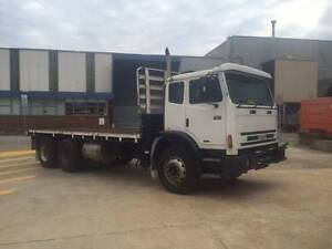 02/07 IVECO ACCO 2350G 6X4 STEEL TRAY Milperra Bankstown Area Preview