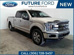2018 Ford F-150 Lariat|POWER RUNNING BOARDS|MAX TRAILER TOW|6.5'