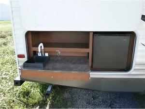 2013 COLEMAN 191 QB, OUTDOOR KITCHEN, DEEP SLIDE, $13995!! London Ontario image 5