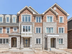 ***** MATTAMY BUILT FREEHOLD TOWNHOME *****