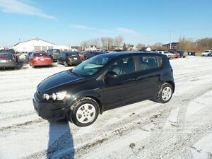 2013 Chevrolet Sonic LS - $6/Day - Automatic