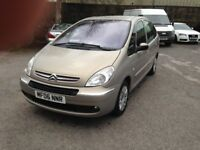 CITROEN PICASSO 1.6 MPV - NEW M.O.T - VERY GOOD FAMILY CAR