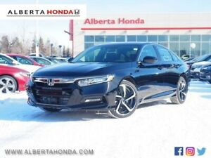 2019 Honda Accord Sedan Sport 2.0 Turbo. 10 Speed. Eco. Honda Se
