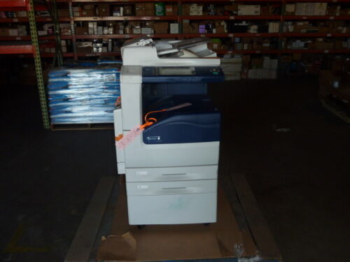 New Xerox Copier J-d042 7225 Damaged For Parts