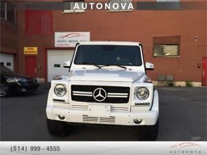 ***2004 MERCEDES-BENZ G500***89000KM ONLY/4X4/514-812-9994.