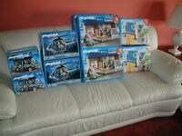 Playmobil collection, New and sealed over 40 sets.