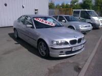 2003 03 reg BMW 330 2.9TD 184 bhp.. d SE. 4 door saloon