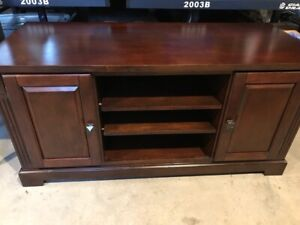 Solid Wood Entertainment Unit - TV Stand