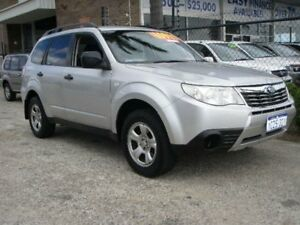 2009 Subaru Forester MY09 X Silver 4 Speed Auto Elec Sportshift Wagon Wangara Wanneroo Area Preview