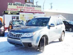 """WHOLESALE PRICE""  2013 SUBARU FORESTER X AWD AUTO -100% FINANCE"