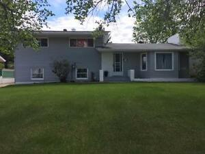 Fully Renovated Family Home For Sale in Southside Vegreville